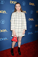 HOLLYWOOD, CA - FEBRUARY 02: Elsie Fisher attends the 71st Annual Directors Guild Of America Awards at The Ray Dolby Ballroom at Hollywood & Highland Center on February 02, 2019 in Hollywood, California.<br /> CAP/ROT/TM<br /> ©TM/ROT/Capital Pictures