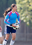 MVLA Avalanche White Girls soccer at Graham Middle School field, August 15, 2015