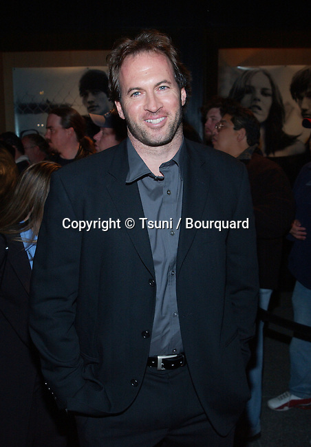 Scott Paterson (Gilmore Girls)  arriving at the television critics association closing party with the Warner Bros show at El Fornaio Restaurant in Pasadena, Los Angeles. January 15, 2002.           -            PattersonScott_GilmoreG01.jpg