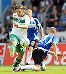 1.Spieltag der Fussball Bundesliga 2008/2009