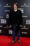 Sergio Peris-Mencheta attends to 'Como la Vida Misma' film premiere during the 'Madrid Premiere Week' at Callao City Lights cinema in Madrid, Spain. November 12, 2018. (ALTERPHOTOS/A. Perez Meca)