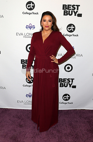 LOS ANGELES, CA - NOVEMBER 8: Eva Longoria, at the Eva Longoria Foundation Dinner Gala honoring Zoe Saldana and Gina Rodriguez at The Four Seasons Beverly Hills in Los Angeles, California on November 8, 2018. Credit: Faye Sadou/MediaPunch