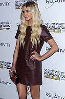 WEST HOLLYWOOD, CA - NOVEMBER 12: Actress/Singer Ashlee Simpson arrives at the BandFuse: Rock Legends Event held at House of Blues Sunset Strip on November 12, 2013 in West Hollywood, California. (Photo by Xavier Collin/Celebrity Monitor)