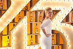 Spanish model Judit Masco poses during Licor 43 presentation in Madrid, Spain. January 29, 2015. (ALTERPHOTOS/Victor Blanco)