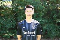 Daichi Kamada (Eintracht Frankfurt) - 26.07.2018: Eintracht Frankfurt Mannschaftsfoto, Commerzbank Arena