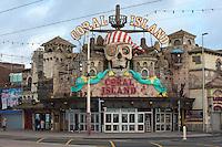 Coral Island amusements, Blackpool, Lancashire.