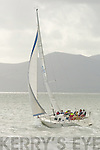 RACE: Yacht from Tralee Sailing Club, Fenit who took part in the Fenit Regatta round the Light House Race in Conjuction with Fenit Regatta on Sunday.