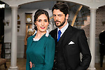 "Yara Puebla and Angel de Molina during the presentation of the new characters for the new season of the tv series ""El Secreto de Puente Viejo""  in Madrid, February 10, Madrid. during the presentation of the new characters for the new season of the tv series ""El Secreto de Puente Viejo""  in Madrid, February 10, Madrid. during the presentation of the new characters for the new season of the tv series ""El Secreto de Puente Viejo""  in Madrid, February 10, Madrid."