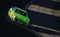 Mar 2, 2008; Las Vegas, NV, USA; NASCAR Sprint Cup Series driver Jeff Gordon during the UAW Dodge 400 at Las Vegas Motor Speedway. Mandatory Credit: Mark J. Rebilas-US PRESSWIRE