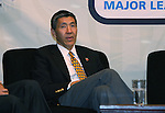 17 November 2007: DC United co-managing partner William H.C. Chang. The Screaming Eagles, a DC United fan group, hosted the 2007 Supporters Summit, held at Babylon Futbol Club in Falls Church, Virginia one day before MLS Cup 2007, Major League Soccer's championship game.