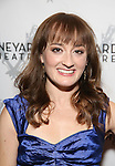 Laura Darrell attends the opening night performance photo call of the Vineyard Theatre's 'Kid Victory' at the Vineyard Theatre on February 22, 2017 in New York City.