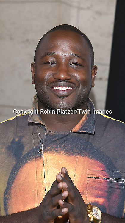 Hannibal Buress attends the New York Premiere of &quot;The Secret Life of Pets&quot; on June 25, 2016 at David H Koch Theater at Lincoln Center in New York, New York, USA. <br /> <br /> photo by Robin Platzer/Twin Images<br />  <br /> phone number 212-935-0770