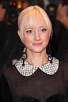 BERLIN, GERMANY - FEBRUARY 7: English actress Andrea Riseborough attends The Kindness Of Strangers premiere and Opening Night Gala of the 69th Berlinale International Film Festival Berlin at the Berlinale Palace on February 7, 2018 in Berlin, Germany.<br /> CAP/BEL<br /> ©BEL/Capital Pictures