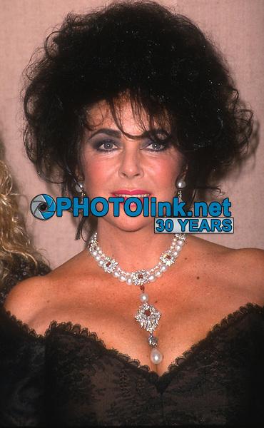 Elizabeth Taylor 1994<br /> Photo By Michael Ferguson/PHOTOlink.net