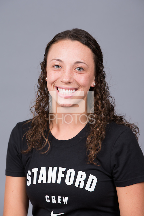 Stanford, California - October 2, 2014:  Stanford Light Rowing  portraits.