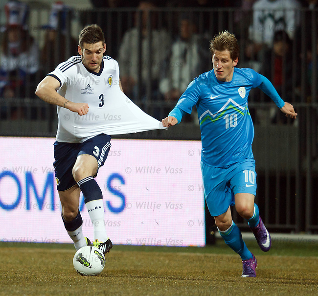 Charlie Mulgrew and Valter Birsa