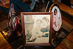 A photo of sisters Lisa McNair and Kimberly Brock sits on a table of their family home in Birmingham, Alabama home August 13, 2013. Their older sister Denise McNair was the youngest victim who died in a bomb blast at 16th Street Baptist Church September 15, 1963.