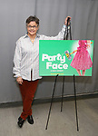 attends the Off-Broadway Meet & Greet Photocall for the cast of 'Party Face' at Theatre Row Studios on November 18, 2017 in New York City.