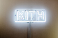 The Kith pop-up store in Aspen, Colorado, Thursday, December 15, 2016. <br /> <br /> Photo by Matt Nager