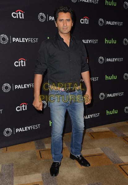 19 March 2016 - Hollywood, California - Cliff Curtis. The Paley Center For Media's 33rd Annual PaleyFest Los Angeles - &quot;Fear The Walking Dead&quot; held at Dolby Theater.  <br /> CAP/ADM/BT<br /> &copy;BT/ADM/Capital Pictures