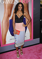 www.acepixs.com<br /> <br /> July 13 2017, LA<br /> <br /> Kelly Rowland arriving at the premiere of Universal Pictures' 'Girls Trip' at the Regal LA Live Stadium 14 on July 13, 2017 in Los Angeles, California.<br /> <br /> <br /> By Line: Peter West/ACE Pictures<br /> <br /> <br /> ACE Pictures Inc<br /> Tel: 6467670430<br /> Email: info@acepixs.com<br /> www.acepixs.com