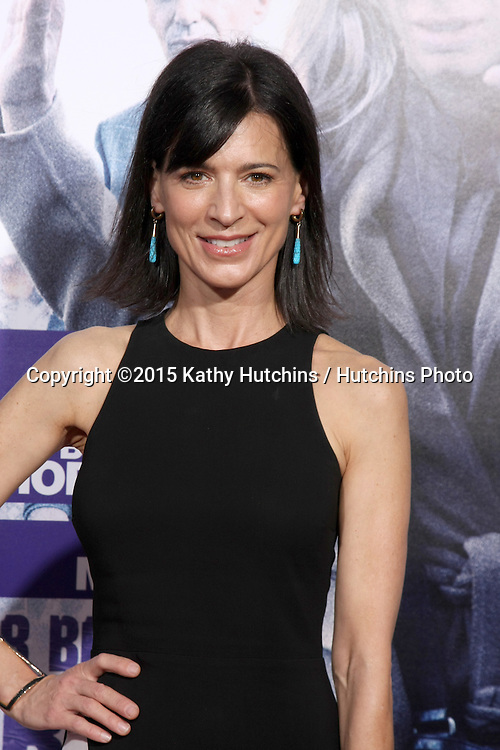 """LOS ANGELES - OCT 26:  Perrey Reeves at the """"Our Brand is Crisis"""" LA Premiere at the TCL Chinese Theater on October 26, 2015 in Los Angeles, CA"""