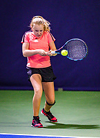Hilversum, Netherlands, December 2, 2018, Winter Youth Circuit Masters, Britt de Pree (NED)<br /> Photo: Tennisimages/Henk Koster