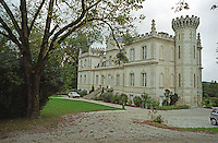 Chateau du Grand Moueys, Premieres Cotes de Bordeaux, France.