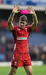 Liam Williams of Wales- RBS 6Nations 2015 - Scotland  vs Wales - BT Murrayfield Stadium - Edinburgh - Scotland - 15th February 2015 - Picture Simon Bellis/Sportimage