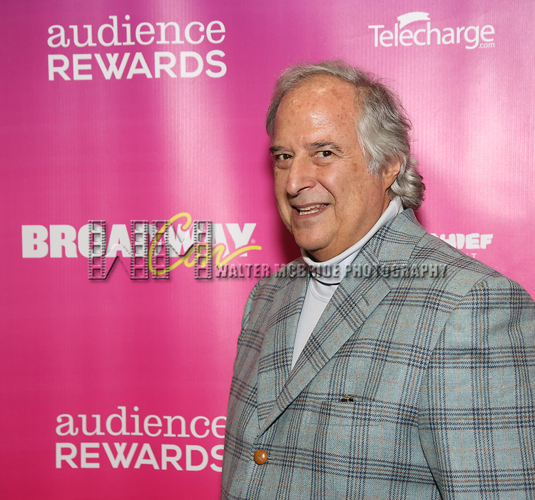 Stewart F. Lane attends the BroadwayHD panel discussion at Broadwaycom 2018 on January 26, 2018 at Jacob Javitz Center in New York City.