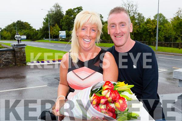 Michelle Buckley Cork and Patrick Culloty Kilcummin who have won €20,000 towards their wedding in a quiz winourwedding.ie