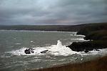 England.; Cornwall,Port Isaac Bay