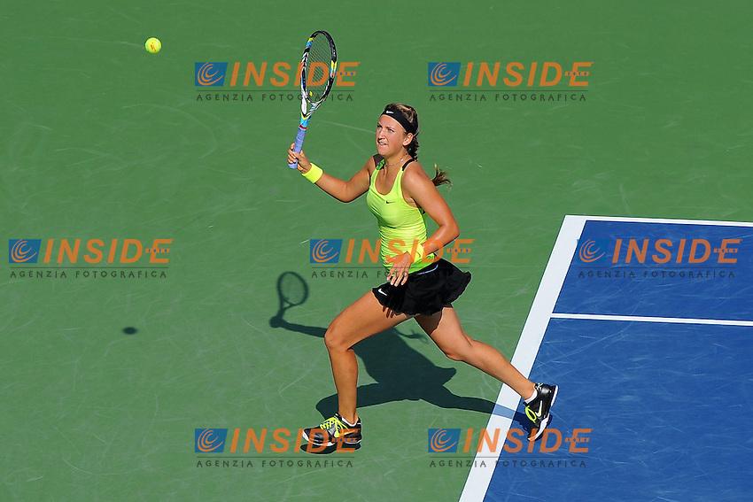 Victoria Azarenka (BLR) .Flushing Meadows 7/9/2012 .Tennis Us Open Grande Slam.Foto Insidefoto / Virginie Bouyer / Panoramic.ITALY ONLY