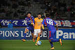 FC TOKYO (JPN) vs JIANGSU SUNING (CHN) during the 2016 AFC Champions League Group E Match Day 3 match on 15 March 2016 at the Tokyo Stadium in Tokyo, Japan. Photo by Stringer / Lagardere Sports