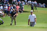 Kevin Kisner (USA) makes his way to the green on 3 during round 2 of the 2019 Tour Championship, East Lake Golf Course, Atlanta, Georgia, USA. 8/23/2019.<br /> Picture Ken Murray / Golffile.ie<br /> <br /> All photo usage must carry mandatory copyright credit (© Golffile | Ken Murray)