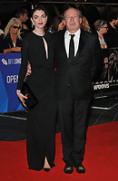 Zoe Zimmer and Hans Zimmer at the &quot;Widows&quot; opening film gala, 62nd BFI London Film Festival 2018, Cineworld Leicester Square, Leicester Square, London, England, UK, on Wednesday 10 October 2018.<br /> CAP/CAN<br /> &copy;CAN/Capital Pictures
