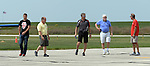 Friends of Hartzell Air Show 2015 at Piqua Hartzell Airport on September 8, 2015.