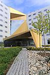 Modern architecture Clarion Hotel, Trondheim, Norway