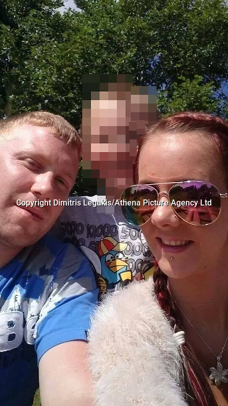COPY BY TOM BEDFORD MEDIA<br /> Pictured: Natasha Bradbury (R) with boyfriend Luke Jones (L)<br /> Re: Dyfed Powys Police have confirmed that they have charged Luke Jones with the murder of Natasha Bradbury, a 28 year old mother in Haverfordwest, Pembrokeshire.<br /> Ms Bradbury's body was found in the early hours of Monday morning at a property in High Street, Haverfordwest.