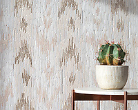 Maya, a hand-cut tumbled mosaic, shown in Desert Pink, Afyon White, Cloud Nine, Italian Rose, and Emperador Light, is part of the Tissé™ collection for New Ravenna.