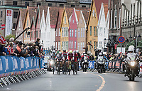 Men Under-23 Road Race<br /> <br /> UCI 2017 Road World Championships - Bergen/Norway