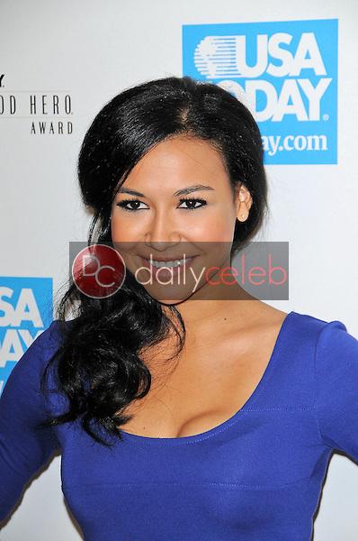 Naya Rivera<br /> at the USA Today Hollywood Hero Gala honoring Ashley Judd,  Montage Hotel, Beverly Hills, CA.  11-10-09<br /> David Edwards/DailyCeleb.com 818-249-4998