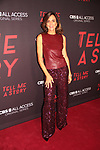 Polly Draper at Premier of Tell Me A Story in which she stars - This is no fairy tale at Metrograph, NYC on October 23, 2018 which is a CBS - all Access original series - premieres on Halloween  (Photo by Sue Coflin/Max Photos)
