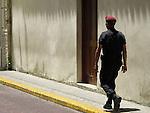 Policía / Ciudad de Panamá.