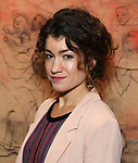 Sarah Stiles attends The Vineyard Theatre's Emerging Artists Luncheon at The National Arts Club on November 9, 2017 in New York City.