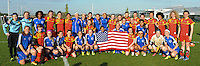 2014.04.15 U16 Belgium - Virginia USA