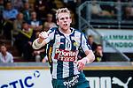 Stockholm 2013-10-20 Handboll Elitserien Hammarby IF - Alings&aring;s HK :  <br /> Hammarby 6 Adam Johansson <br /> (Foto: Kenta J&ouml;nsson) Nyckelord:  portr&auml;tt portrait