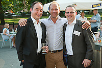 Adam Youatt of Gateley, James Frith of JMF Architects and Phil Burrell of Three Sixty Project Management