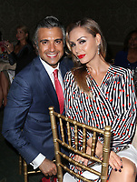 BEVERLY HILLS, CA - OCTOBER 12: ***HOUSE COVERAGE***  Jaime Camil and Heidi Balvanera at the Eva Longoria Foundation Gala at The Four Seasons Beverly Hills in Beverly Hills, California on October 12, 2017. Credit: Faye Sadou/MediaPunch