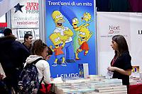 Rome December 04th 2019. Book Fair, Più' libri più' liberi' at 'La Nuvola' convention centre.<br /> Foto Samantha Zucchi Insidefoto